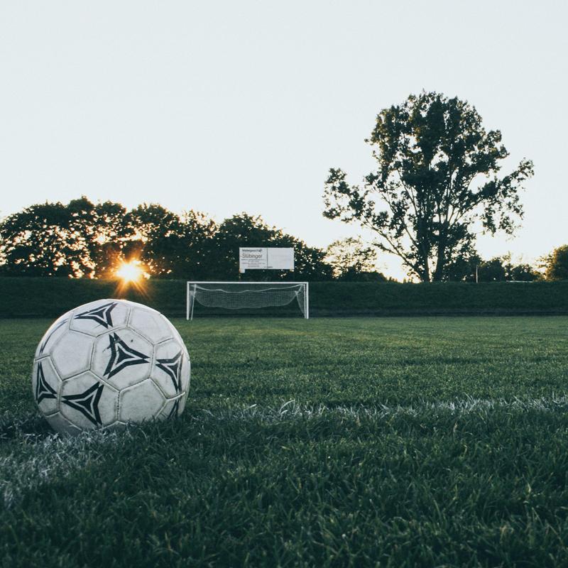 Fussball-Trainingslager