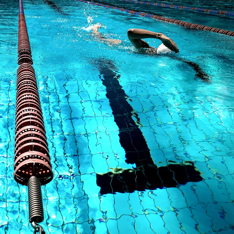 Schwimm-Trainingslager