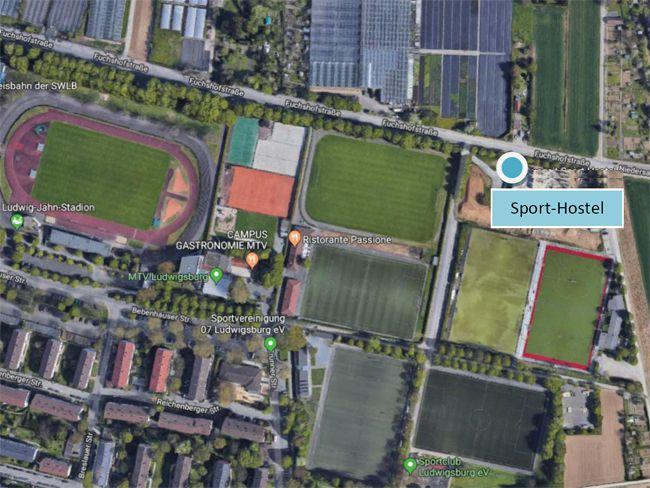 Auszeit Sport-Hostel 6