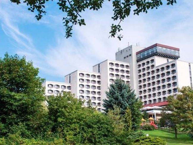 AHORN Berghotel Friedrichroda 1