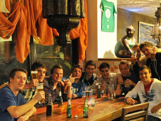 Hotel Antares 5