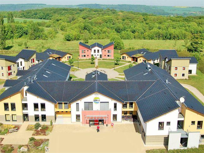 Euroville Jugend- und Sporthotel 1