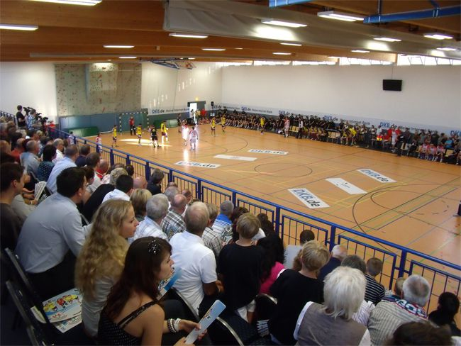 Euroville Jugend- und Sporthotel 4