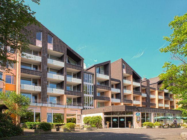 Hotelpark der Westerwald Treff 1